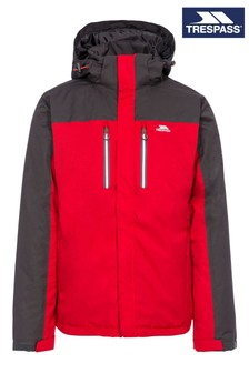 Trespass Red Tolsford - Male Jacket TP75