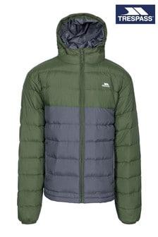 Trespass Green Oskar - Male Padded Jacket