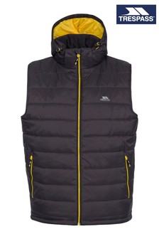 Trespass Grey Franklyn Male Padded Gilet