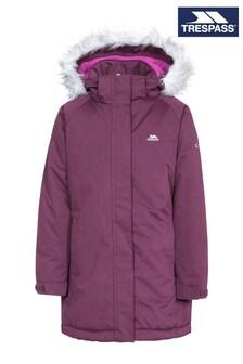 Trespass Purple Fame Female Jacket