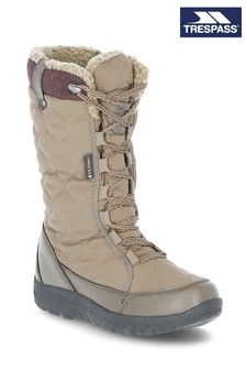Trespass Brown Ceitidh Female Snow Boots