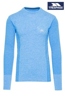 Trespass Blue Timo Male Active Top