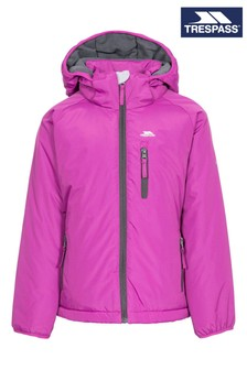 Trespass Purple Shasta Female Jacket