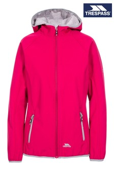 Trespass Red Emery Female Softshell Jacket
