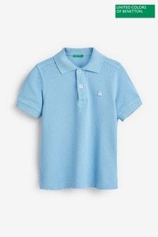 Benetton Logo Poloshirt