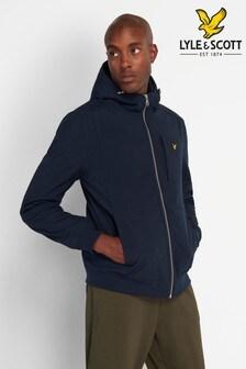 Lyle & Scott Blue Softshell Jacket