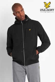 Lyle & Scott Navy Softshell Jacket