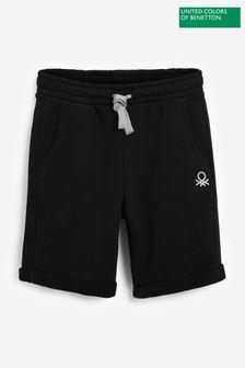 Benetton Logo Shorts