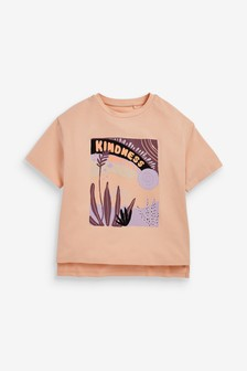 Fluro Kindness T-Shirt (3-16yrs)