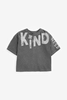 Kindness Boxy T-Shirt (3-16yrs)