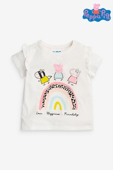 Peppa Pig™ Rainbow T-Shirt (3mths-7yrs)