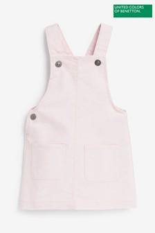 Benetton Pink Skirtall Dress