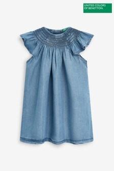 Benetton Denim Swing Dress