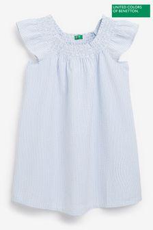 Benetton Off The Shoulder Dress