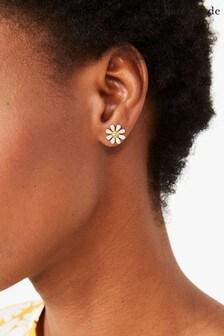 kate spade new york Dazzling Daisy Stud Earrings