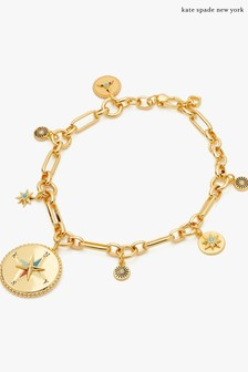 kate spade new york 'My Medallion' Charm Bracelet