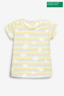 Benetton Multi Cloud T-Shirt