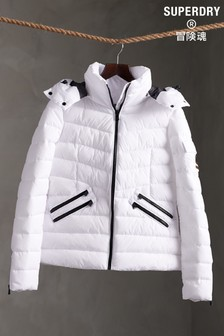 Superdry Luxe Quilt Padded Jacket