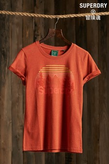 Superdry Core Logo Wilderness T-Shirt