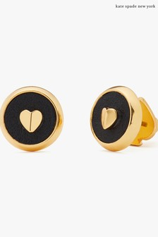kate spade new york Heartful Stud Earrings