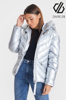 Dare 2b Silver Julien Macdonald Magisterial Jacket