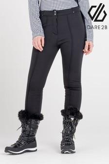 Dare 2b Black Sleek Waterproof Ski Pants