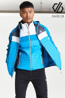 Dare 2b Blue Mountaineer Wool Jacket