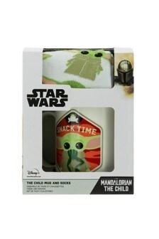 Star Wars™: The Mandalorian The Child Mug And Socks Set