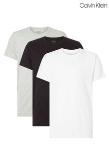 Calvin Klein Grey T-Shirts 3 Pack