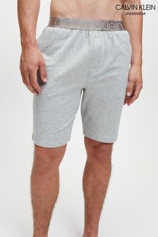 Calvin Klein Grey Icon Sleep Shorts
