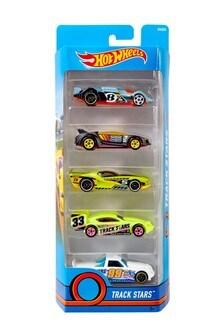 Hot Wheels Basic Car 5 Pack