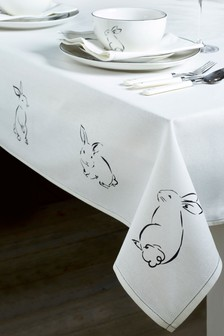 Rabbits Table Cloth