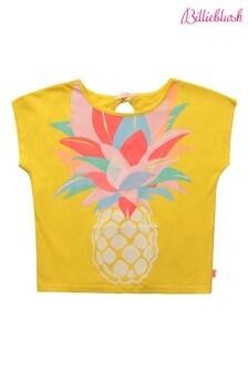 Billieblush Yellow Pineapple Graphic T-Shirt