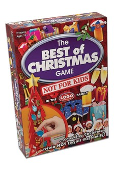 LOGO Best Of Christmas NOT FOR KIDS