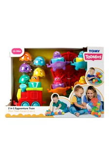 Toomies 2-In-1 Eggventure Train