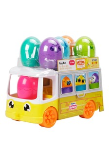 Toomies Egg Bus