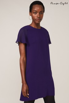 Phase Eight Purple Madelyn Dress