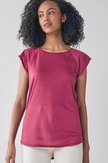 Foil Dewdrop T-Shirt