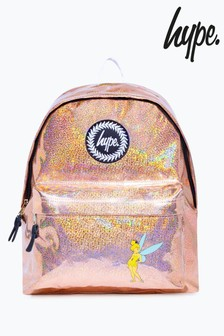Hype. Disney™ Tinkerbell Gold Confetti Backpack