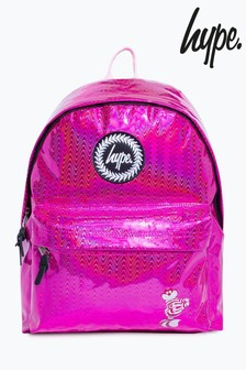 Hype. Disney™ Cheshire Pink Waves Backpack