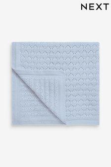 Pointelle Blanket (Newborn)