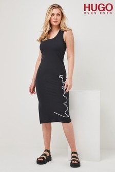 HUGO Black Namadra Dress