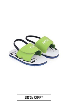 Boss Kidswear Boys Sliders