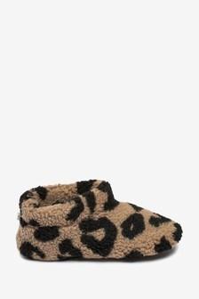 Borg Boot Slippers