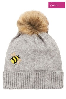 Joules Stafford Embroidered Hat
