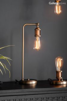 Gallery Direct Copper Halsy Table Lamp