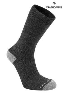 Craghoppers Grey Trek 2 Walking Socks