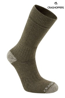 Craghoppers Green Trek 2 Walking Socks