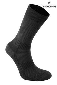 Craghoppers Grey Heat Regulate Travel Socks