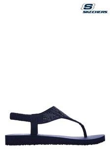 Skechers Meditation New Moon Slip On Sandals